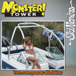 MonsterTower MT1 Wakeboard Tower