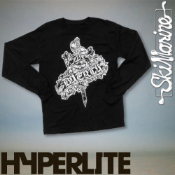 Hyperlite  Pirate L/S tee