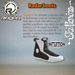 Radar RS-1 boot