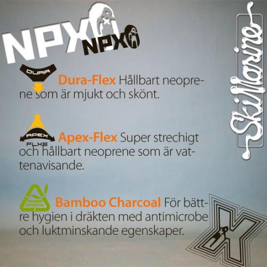 NPX Cult kortdräkt