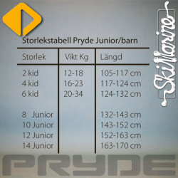 Pryde Hydrotex junior