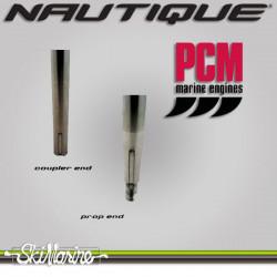 """Propelleraxel 1 1/8"""" Super Air Nautique 230"""
