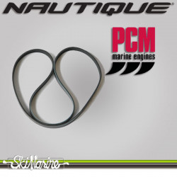 PCM Belt Serpentine (6.0L) ZR409, R066033A