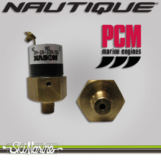 PCM Oil Pressure Warning Switch