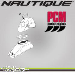 Nautique Switch, Exhaust Temperature