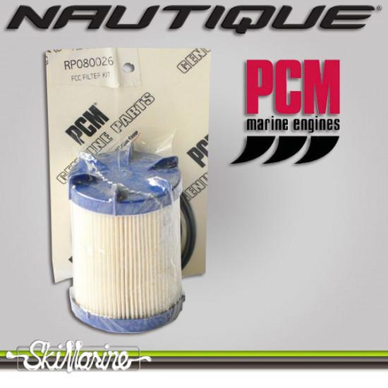 PCM Fuel Filter Kit, Filter/O-ring, FCC RP080026