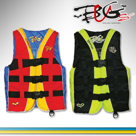 Base Nylon Vest Bugs jr