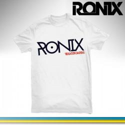 Ronix Megacorp Tee White