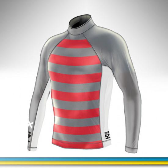 NPX Stripe long sleeve (L / S)