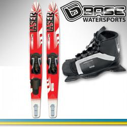 Base Laser Hybrid ski with Nova boot