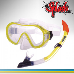 Base  Mask and Snorkel Junior