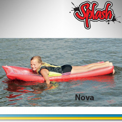 Splash air mattress