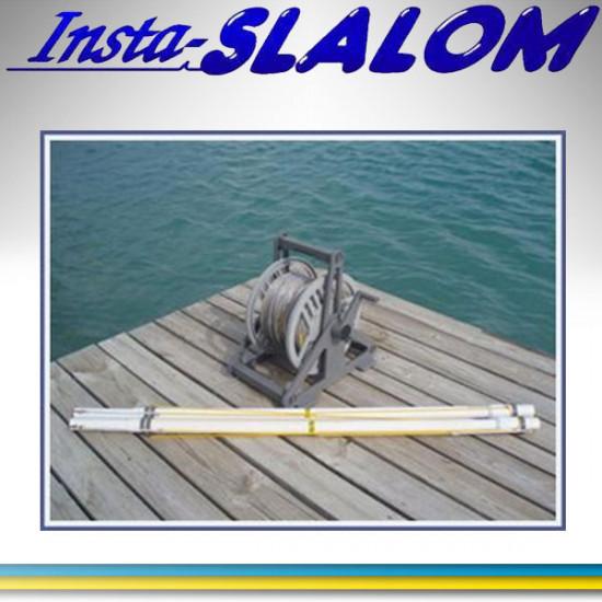 Pregates for Insta-Slalom.