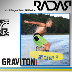 "2019 Radar Graviton Trick 43"""