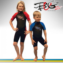 Base Bug's Junior / kid STD short wetsuit