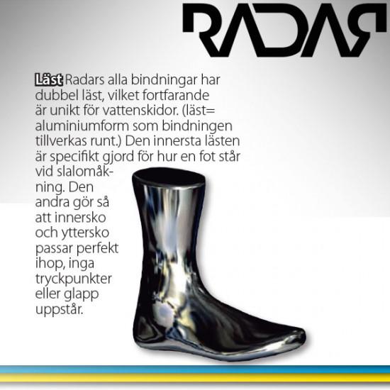 2020 Radar Carbitex Vapor Boot Rear