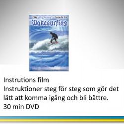 Wakesurfing DVD