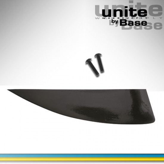 Base Wakeboard Fin with 2 screws