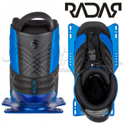2017 Radar Vector Feather Frame Boot Blue