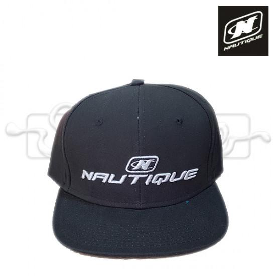 Nautique logo hat Black