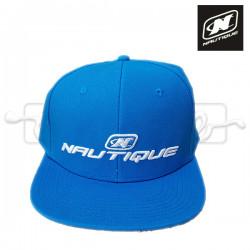 Nautique logo hat blue