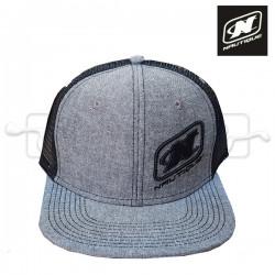 Nautique logo hat gray