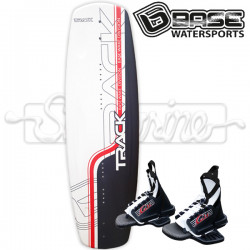 Base Track wakeboard with Cult boots