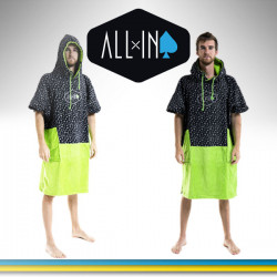 Ponchos, All-In, Flash green