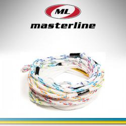 Masterline 9.25m Optimized Slide Loop Rope