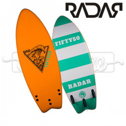 Radar Fifty50 surfer