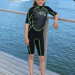 Base Bug's Junior / kid Easy shorty wetsuit