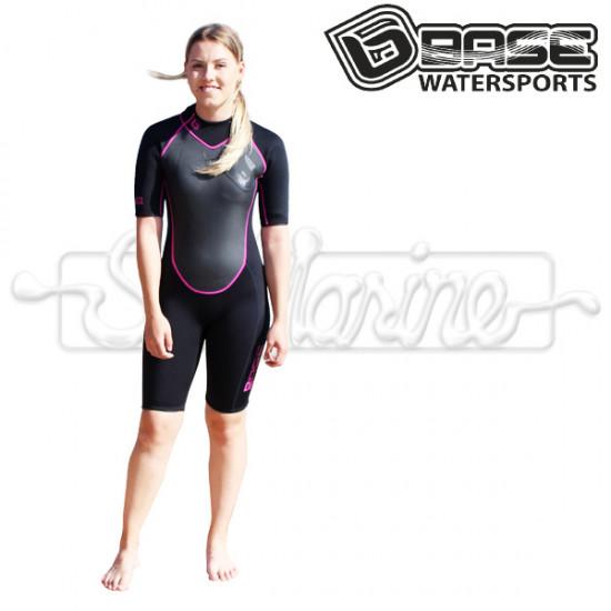 Base Lady STD short wetsuit