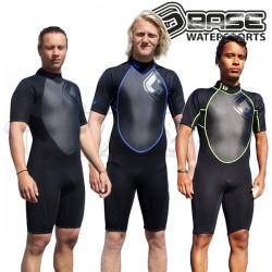 Base Men's STD short wetsuit