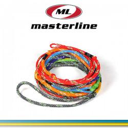 Masterline Optimized 2.0, 9,25 Slide Loop Rope