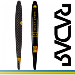 -20 Radar Vapor Pro Build Gold