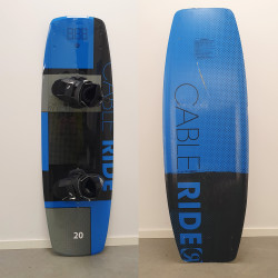 Ronix Cable Ride with boots rental sell out