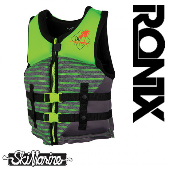 2021 Ronix Vision Youth vest