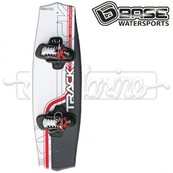 Base Track wakeboard 128 with Cult boots