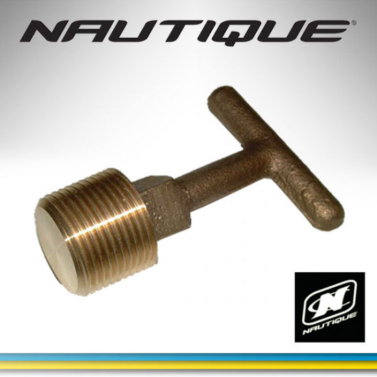 Nautique Drain plug