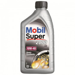 Mobil Super 2000, Semi Synthetic motor oil 10W/40, 1L