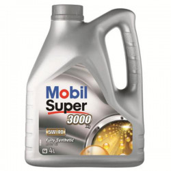 Mobil Super 3000 X1, Synthetic motor oil 5W/40, 4L