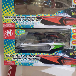 Super Air Nautique radio controlled boat