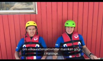 Visit Haninge Municipality's Summer Vlogger